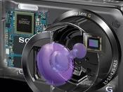 2010 Cybershot HX5, Full intégrés