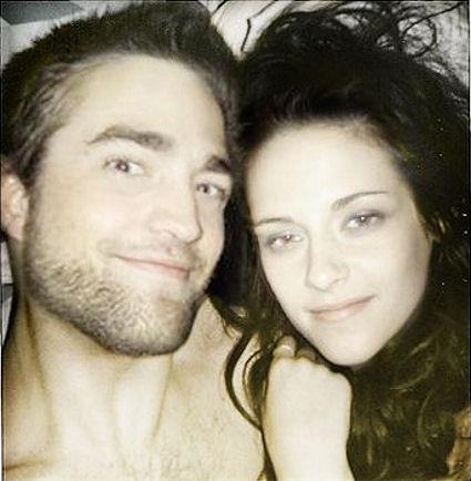 Kristen Stewart  on Robert Pattinson Et Kristen Stewart Seront Absents Aux Oscars