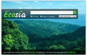 Ecosia : un moteur de recherche pour protéger l'environnement