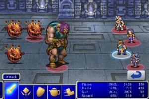Final Fantasy 1 & 2 annoncés sur iPhone !