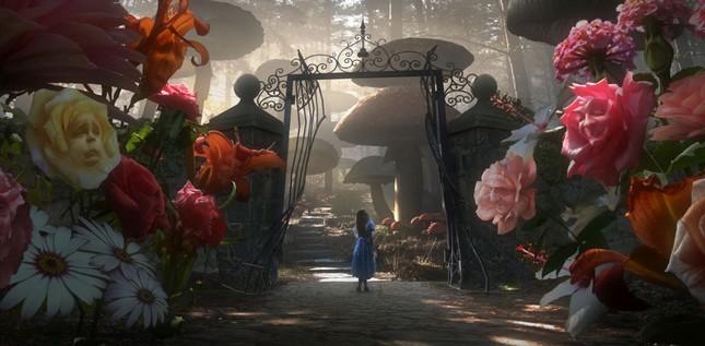 l'univers de alice in wonderland de tim burton