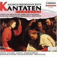 hermann max cantates 1 wilhelm friedemann bach