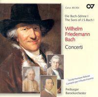 freiburger barockorchester wilhelm friedemann bach