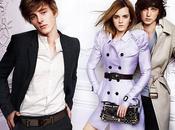 [photoshoot] Emma Watson pour Burberry