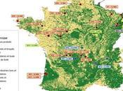 France projets d'énergie biomasse