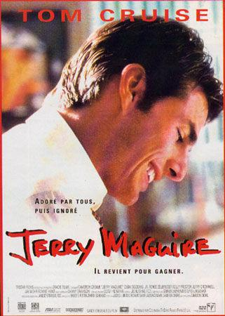 "jerry maguire term paper Topic: case study the video you will view (see below) is an opening scene from the movie ""jerry maguire"" in this scene, the character played by tom cruise is."