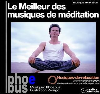 meilleures musiques de méditation