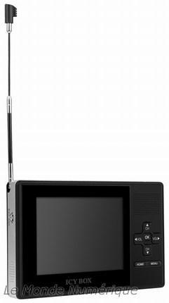 ib mp102 tv portable avec un r cepteur tnt d couvrir. Black Bedroom Furniture Sets. Home Design Ideas