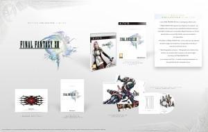 Un Collector pour Final Fantasy XIII