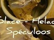 Glace spéculoos Helado galletas speculoos