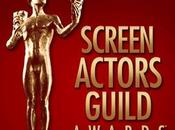 25/01 OFFICIEL vainqueurs Screen Actors Guild Awards 2010