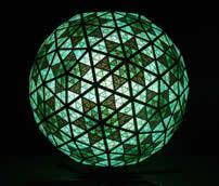 Nouvel an : Time Square chope la boule