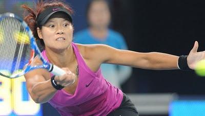 Les chinoises cartonnent au Tennis