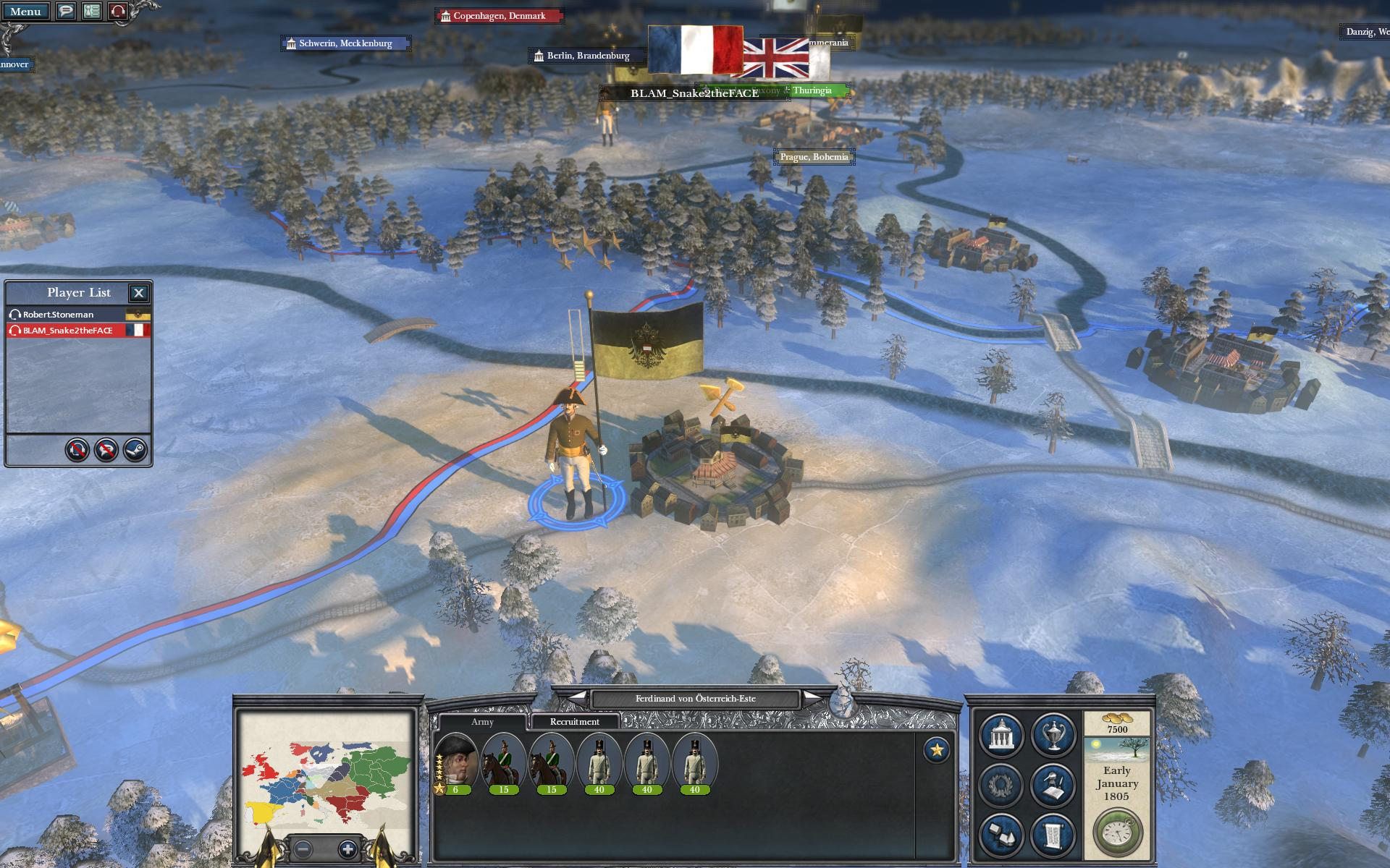 [MAJ] Du multi pour Napoleon: Total War