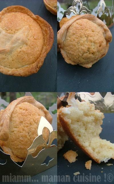 muffin frangipane Affichage Web grand format