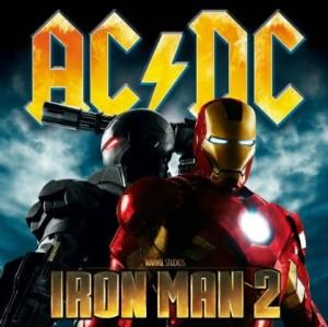 iron man 2 acdc soundtrack