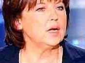 Martine Aubry rassure épingle pouvoir panne