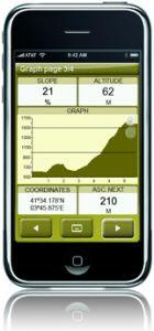 Les meilleures applications iPhone outdoor : Twonav by CompeGPS