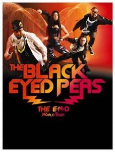 Black Eyed Peas World Tour