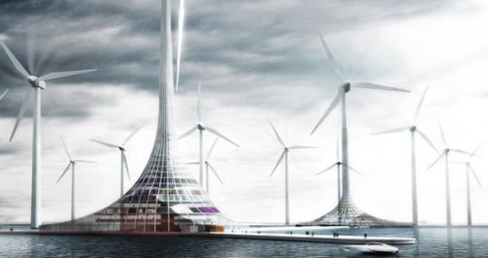 eolienne ecolo tourisme vert 3 (Eco construction)   Combiner energie renouvelable et tourisme ...