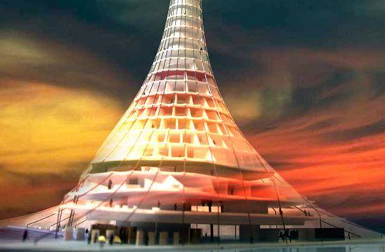 eolienne ecolo tourisme vert 4 (Eco construction)   Combiner energie renouvelable et tourisme ...