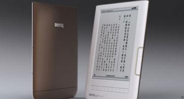 BenQ ouvre une plateforme eBook Taiwan, pour la vente d'ebooks