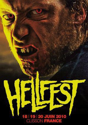 Premier épisode de l'Hellfest et quelques groupes