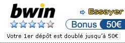 Bwin Paris Sportifs