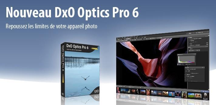 DxO Optics Pro v6.1.2