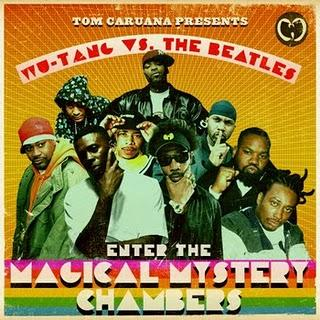 Tom Caruana - Wu-Tang Vs The Beatles, Enter The Magical Mystery Chambers (2010)