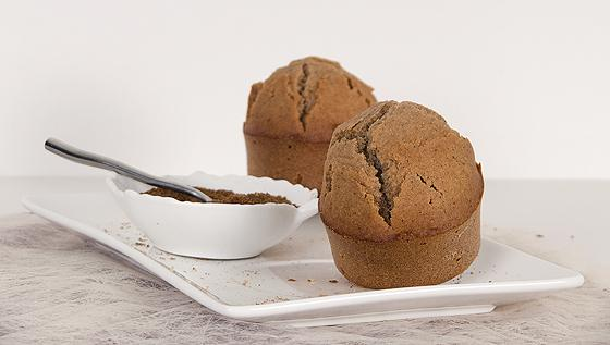 muffin pain epices