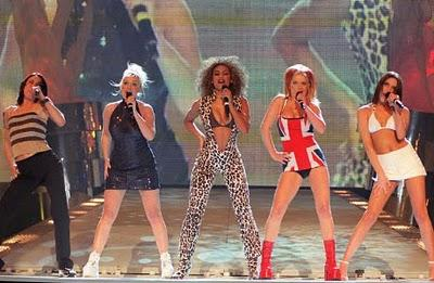Les Spice Girls, The Musical