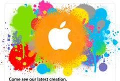 "image thumb8 Keynote Apple ""come see our latest creation"" ce soir à 19h00 !"
