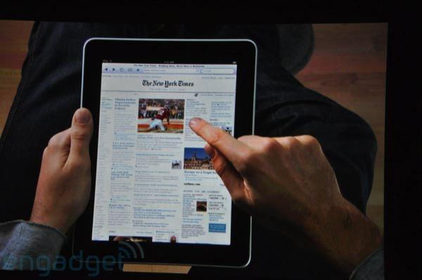 news  Keynote Apple du 27/01/10