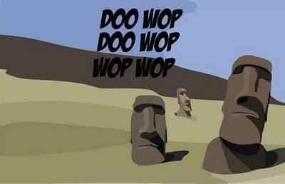 doo wop doowop a hanga roa