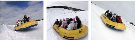 Cette saison, venez tenter de nouvelles activités aux sports d'hiver !