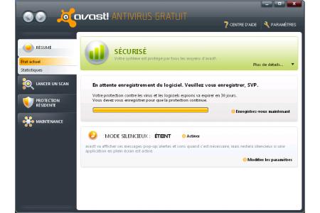 Avast! 5.0 est là !