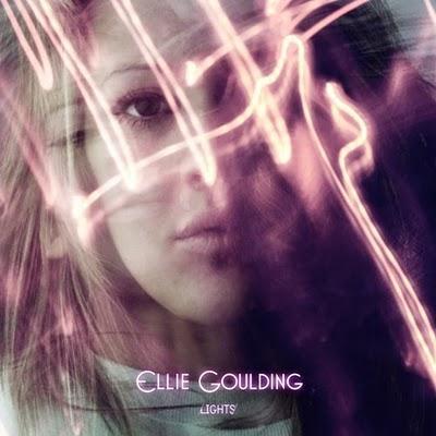 La pochette de l'album d'Ellie Goulding ressemble à ça.