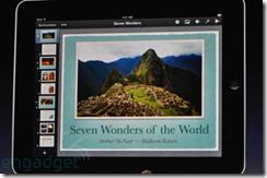 image thumb27 [Apple Keynote Summary] La fameuse tablette se nomme iPad