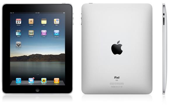 La nouvelle tablette iPad d'Apple