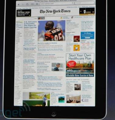 ipad 2 Apple présente sa tablette: iPad