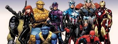 Marvel : The Heroic Age