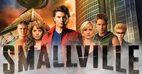 Smallville: Absolute Justice de retour et Trailer
