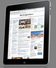 iPad : lancement par Steve Jobs de la tablette d'Apple. Un grand frère pour l'iPhone et un concurrent sérieux au livre électronique ?