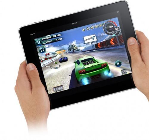 iPad Jeux