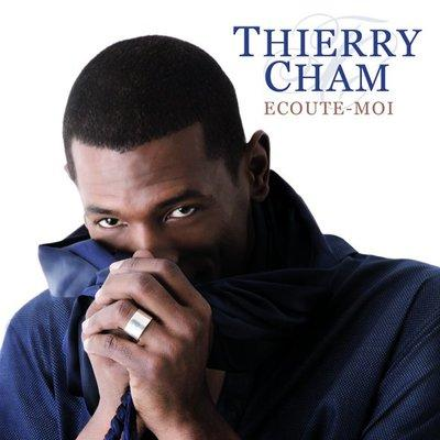 Thierry Cham présente son nouveau tube Ecoute-moi