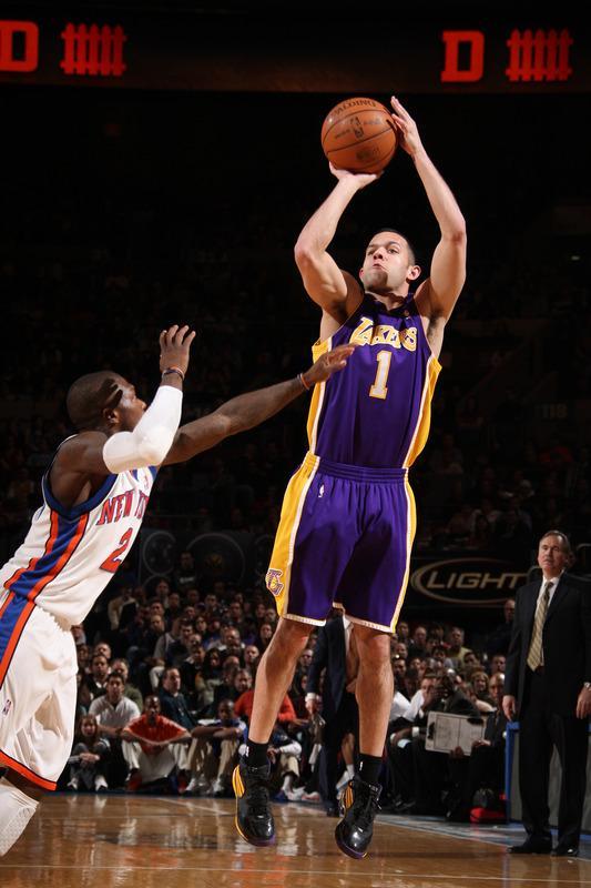 Lakers 115 @ Knicks 105 (22.01.2010)