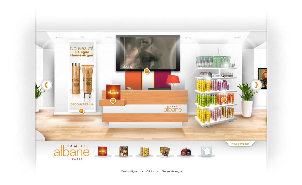 Camille albane exp rience en salon paperblog for Salon de coiffure camille albane