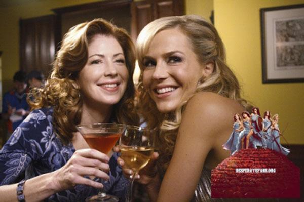 Desperate Housewives 615 (saison 6, épisode 15) ... les photos promo