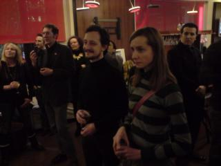 Marzi, prix de la BD Libération/Virgin : la soirée